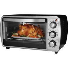 Oster 6-slice Convection Toaster Oven, Black (tssttvcgbk)