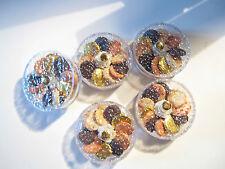 CASA delle bambole miniatura scatola di biscotti fatto a mano