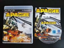 Apache: Air Assault - PlayStation 3 - Fast P&P! - AH-64 Helicopter