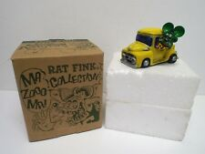 "RAT FINK ""ED ROTH"" BIG DADDY FORD TRUCK ASHTRAY MINT BOXED 2004 (RF23)"