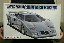 LAMBORGHINI COUNTACH RACING 1/20  FUJIMI  MODEL KIT
