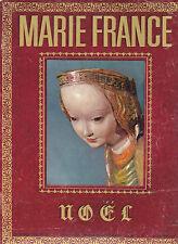 MARIE FRANCE N°106 décembre 1964 Romy Schneider Jackie Kennedy publicités