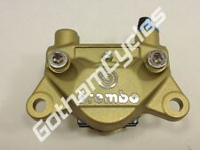 New Ducati Brembo Monster 400 600 620 S4 Gold Rear Brake Caliper