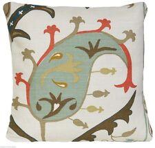 Paisley Floral & Garden Decorative Cushions