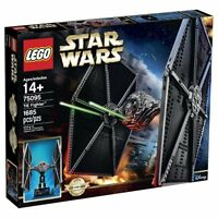 NEW LEGO Star Wars 75095 Tie Fighter Building Kit Disney Collector's Series