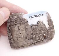 "3D Resin Fridge Magnet ""Cambodia  Buddha"" Travel Souvenir Gift Brand New"