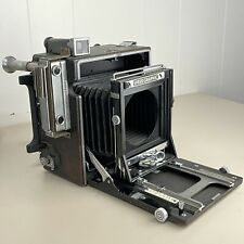 Graflex Speed Graphic 4x5 Large Format Film Camera - Tested -Working