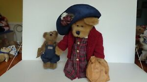 """Boyds Bears Investment Collectables Signed & Numbered 14"""" Tall EC"""