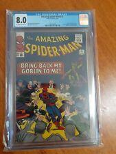 Amazing Spiderman #27 cgc 8.0