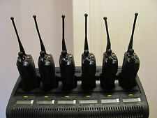 Motorola XTS3000 UHF Model I 403-470 Mhz Radio + Impres Charger - Lot of 6