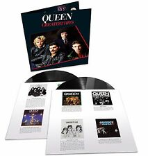 "QUEEN ""GREATEST HITS I"" 180gr Heavyweight Vinile 2lp + mp3 NUOVO 2016 re-issue"