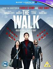The Walk [2015] [Region Free]      Blu-Ray  Brand new and sealed