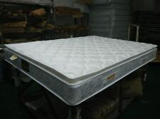 Queen Size Firm Spring Mattress with Pillow Top