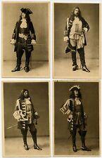 SAVOIA 1928 Carosello Storico di Torino 18 cartoline originali B/N RARE LEGGI !!