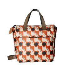 Genuine ORLA KIELY Poppy Cat Print Small Backpack Tote Bag Rucksack NEW