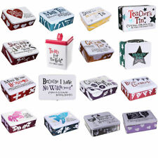 Bright Side Storage Tin Box Keepsake Wedding Birthday Great Gift