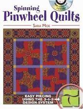 Spinning Pinwheel Quilts by Sara Moe