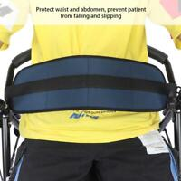 Wheelchair Seat Belt Medical Restraints Straps Safety Lap Harness For Ederly Use
