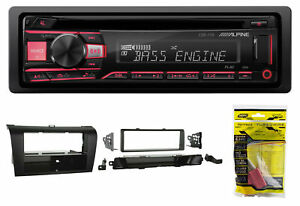 ALPINE CD Receiver Stereo Android/MP3/WMA/USB/AUX For 2004-2009 MAZDA 3