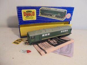 Hornby Dublo - 3233 Co-Bo Diesel Electric Loco-5713-BR green-mint/boxd c1961