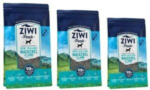 Ziwi Peak Air-Dried Mackerel & Lamb Food For Dogs single protein allergies real