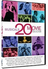 Musical 20 Movie Collection Rita Hayworth DVD discs: 5  Comedy