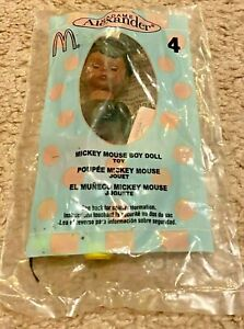 2004 Madame Alexander Doll McDonalds Happy Meal - Mickey Mouse Boy Doll #4 -