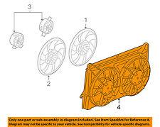 GM OEM Cooling Fan-Radiator Fan Shroud 89023365