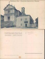 CASTELNUOVO D'ASTI,CHIESA ED OSPEDALE - PIEMONTE(AT)-FP/NVG-46561