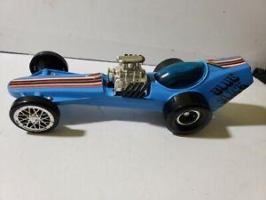 Hasbro Blue Slick Dragster