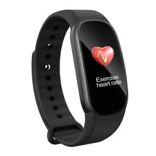Bakeey F603 Blood Pressure Heart Rate Sleep Monitor Fitness Tracker bluetooth