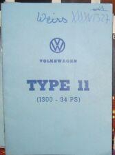 * VW  Käfer Typ 11 1300 1192cc 34 PS 1966 Österreichischer Typenschein  SAMMLER
