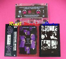 MC DEPECHE MODE Songs of faith and devotion 1993 usa SIRE no cd lp dvd vhs