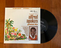 Alfred Apaka's Greatest Hits - 1964 Capitol Records LP Vinyl Record DT 2088