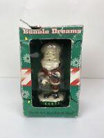 Santa Claus Bobble Dreams Bobblehead 2002 Christmas