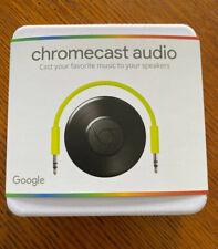 *NEW* Google Chromecast Audio - WiFi Audio Streaming - Black