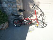 DAHON FOLDABLE PORTABLE BIKE GOOD SHAPE