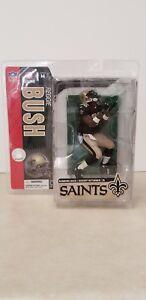 Reggie Bush New Orleans Saints McFarlane action figure new NFL