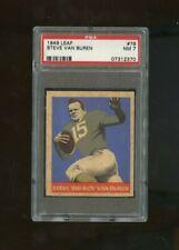 1949 Leaf Steve Van Buren #79 PSA 7 NM