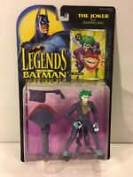 Legends of Batman- The Joker with Snapping Jaw -Kenner 1994- NEW MOC