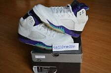 Nike Air Jordan Grape V 9 5 2006 cement space rare