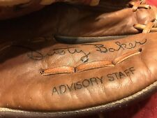 Vintage Spalding Dusty Baker Youth Right Handed Leather Glove