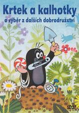 Best Episodes DVD original Czech Little Mole Miler Krtek a kalhotky Krtecek 80m.