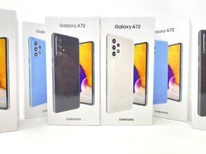 """UNLOCKED Samsung Galaxy A72 128GB 8GB RAM   SM-A725F/DS 6.7"""" Dual SIM"""