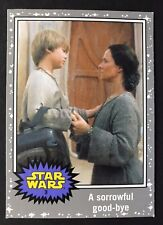 Journey to Star Wars: The Force Awakens #3 A sorrowful good-bye SILVER NM-MT