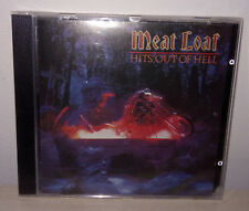 CD MEAT LOAF - HITS OUT OF HELL - NUOVO NEW