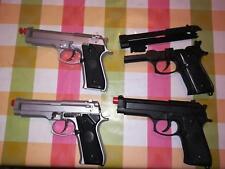 LOTTO 4 GIOCATTOLI REPLICHE M92 A  MOLLA SOFT AIR ASG     NON FUNZIONANTE
