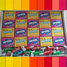 Wonka nerds Mega Mini Box American sweets gift box - USA Retro Candy hamper