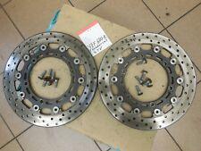 YZF-R1 98-03 R6 99-02Thunderace+cat XJR1300 XVS110Satz Bremsscheiben vorne 4,85