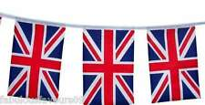 Union Jack Bunting,  20 Large Flags, (1 x 31ft Packs)